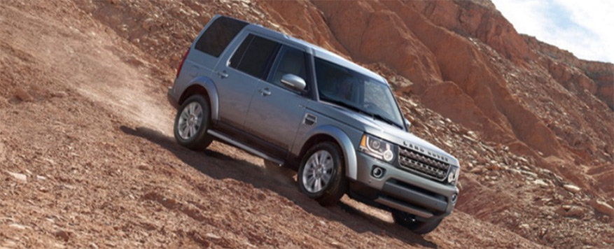 Land Rover LR4 Certified Pre-Owned | Land Rover Main Line