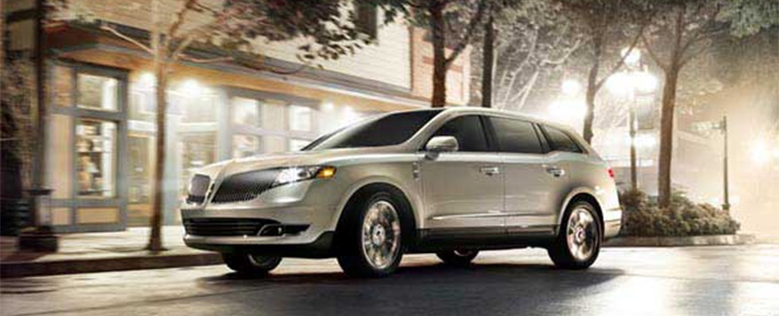 2016 Lincoln MKT Landing page Image