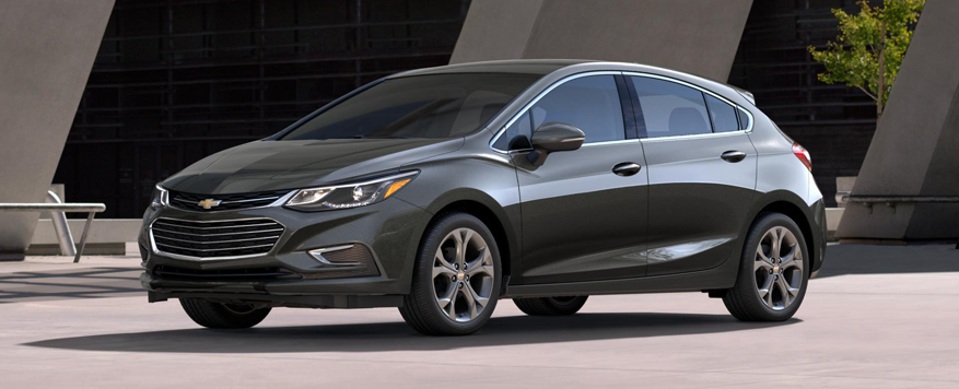 2017 Chevrolet Cruze Hatchback Premier Vehicle Image