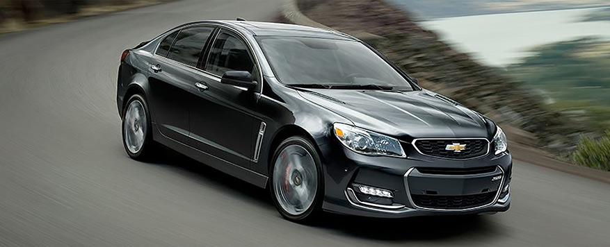 2017 Chevrolet SS Landing page Image