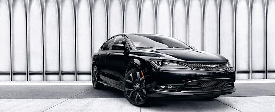 2017 Chrysler 200 Landing page Image