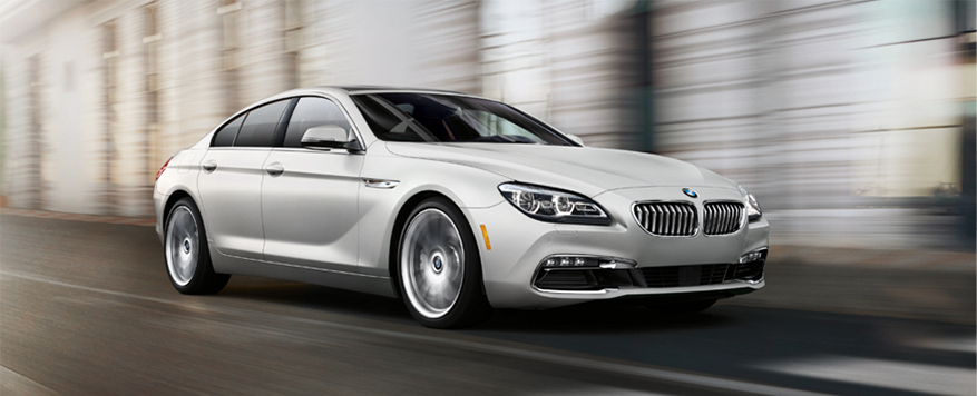 2017 BMW 6 Series Gran Coupe Info
