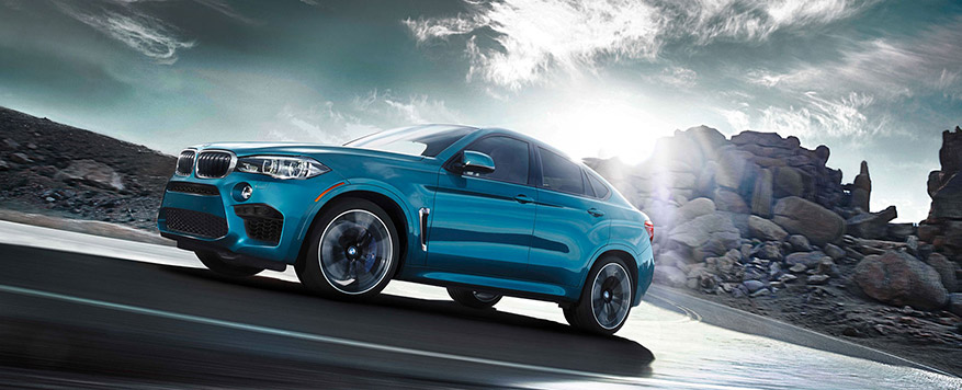 BMW X6 M Information and Special Offers  Douglaston NY