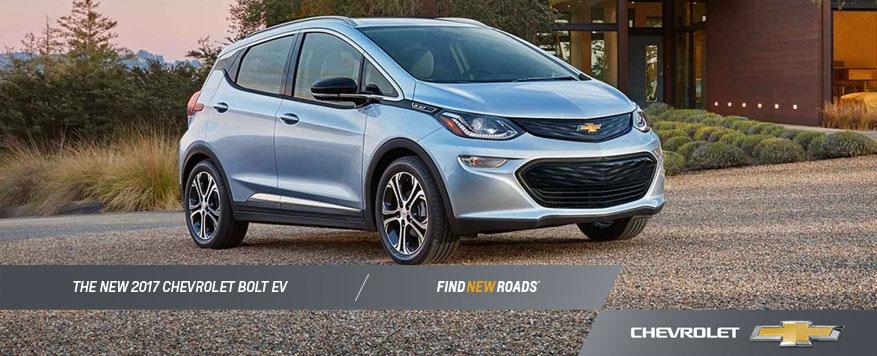 2017 Chevrolet Bolt EV Landing page Image