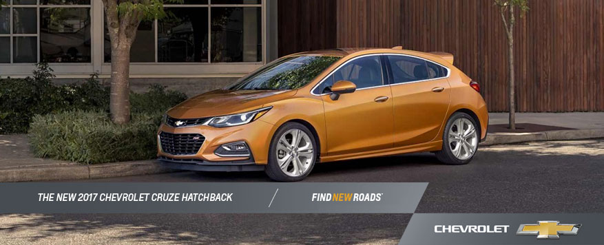 2017 Chevrolet Cruze Hatchback Vehicle Image