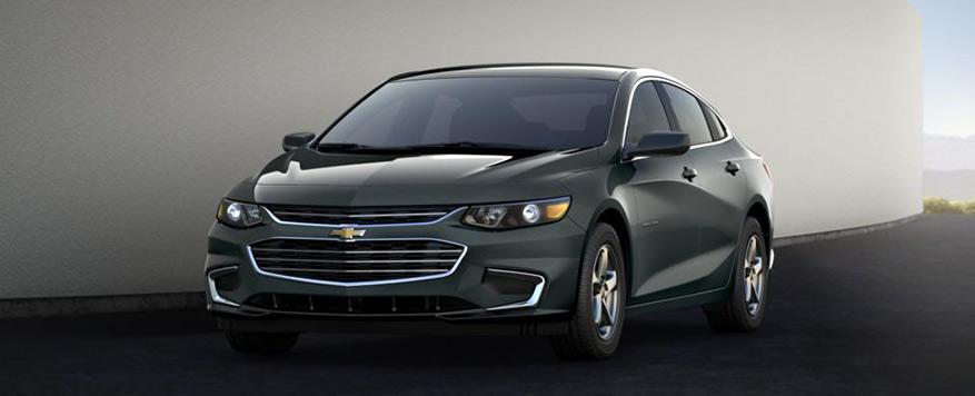 2017 Chevrolet Malibu LS Vehicle Image