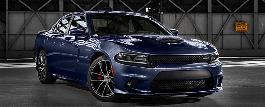 2017 Dodge Charger Landing page Image