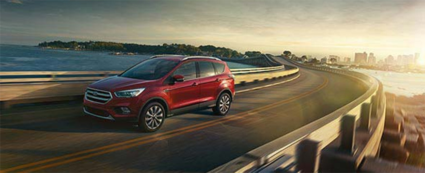 2017 Ford Escape Landing page Image