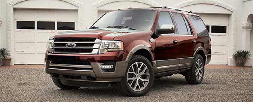 2017 Ford Expedition Landing page Image