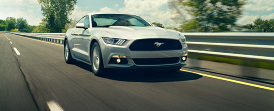 2017 Ford Mustang Landing page Image