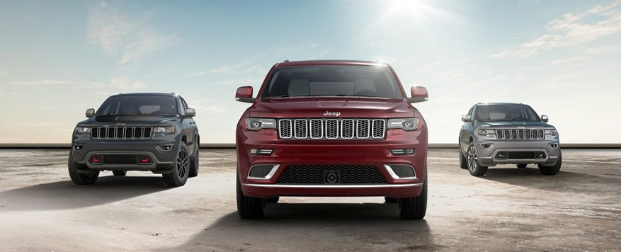 2017 Jeep Grand Cherokee Landing page Image