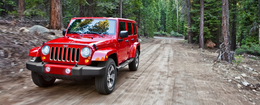 2017 Jeep Wrangler Unlimited Landing page Image
