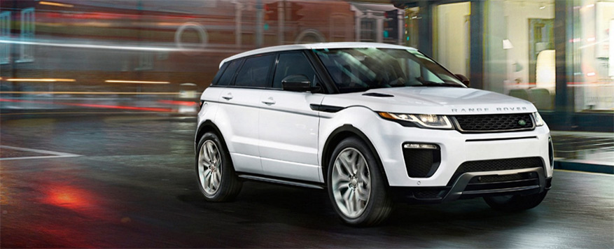 Land Rover Range Rover Evoque Certified Pre-Owned | Land Rover Main