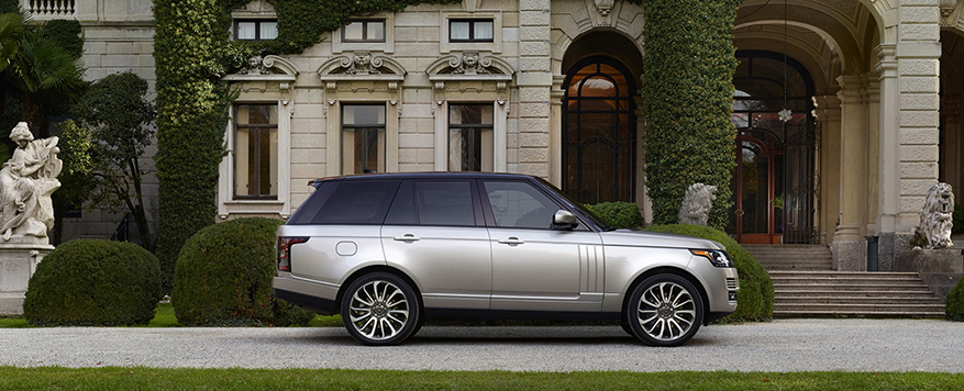 Land Rover Range Rover Certified Pre-Owned | Land Rover Main Line