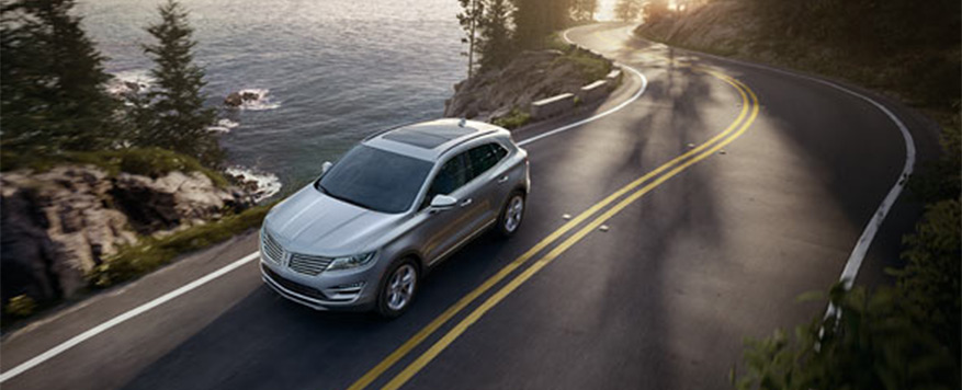 2017 Lincoln MKC Landing page Image