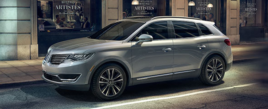2017 Lincoln MKX Landing page Image