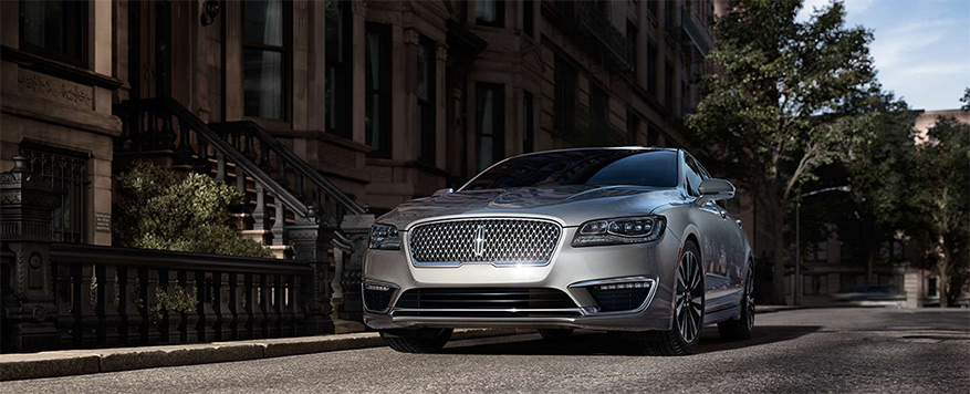 2017 Lincoln MKZ Landing page Image