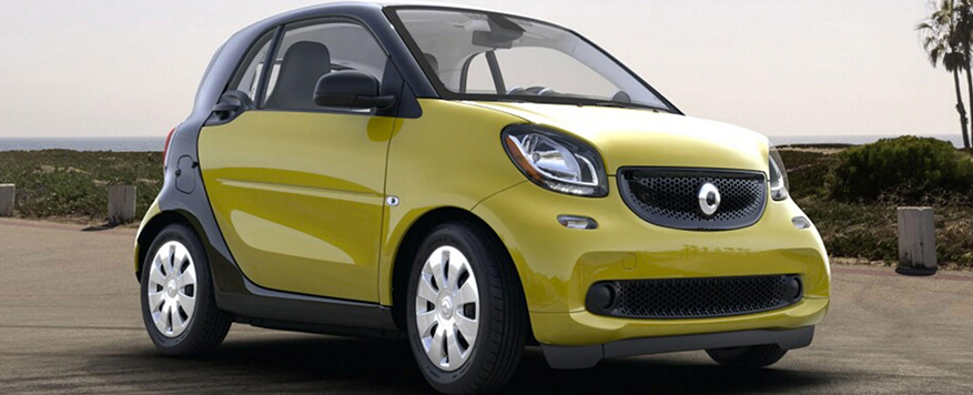 2017 Smart Fortwo Pure Coupe Special Offers And