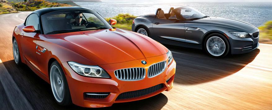 BMW Vehicle Lineup