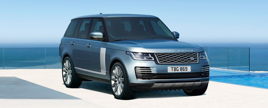2018 Land Rover Range Rover Special Offers and Information at Land