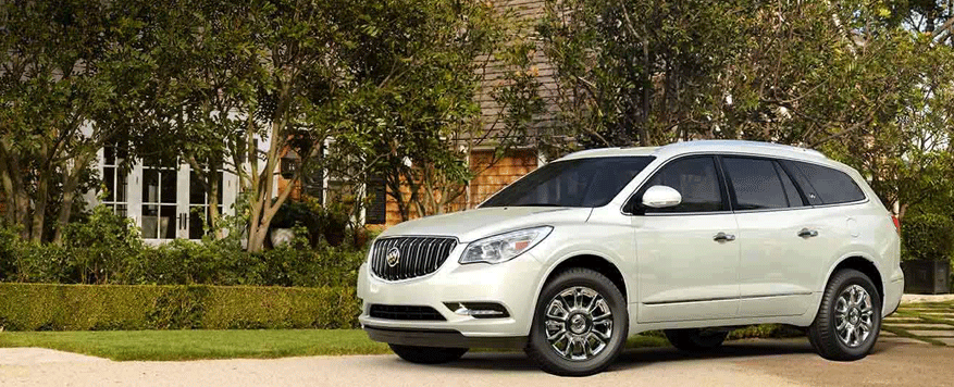 2014 Buick Enclave Landing page Image
