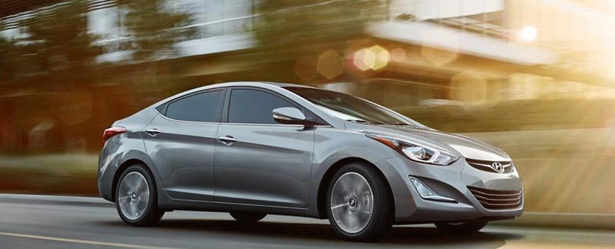 2014 Hyundai Elantra Landing page Image