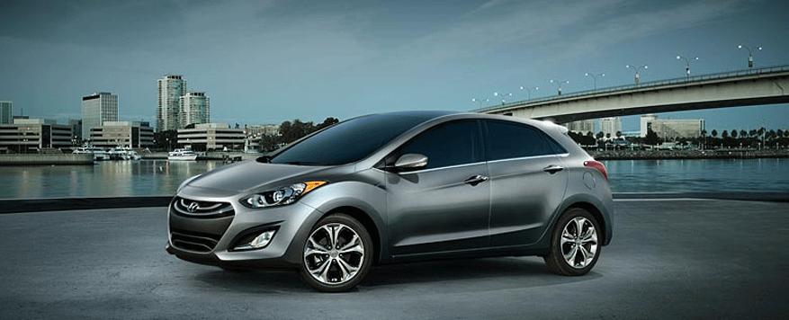 2014 Hyundai Elantra GT Landing page Image