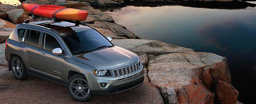 2015 Jeep Compass Landing page Image