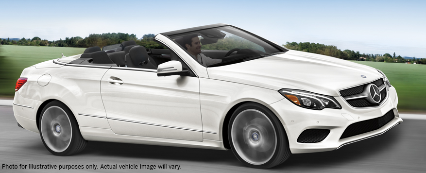 Mercedes benz e class cabriolet information and special for Euro motorcars mercedes benz