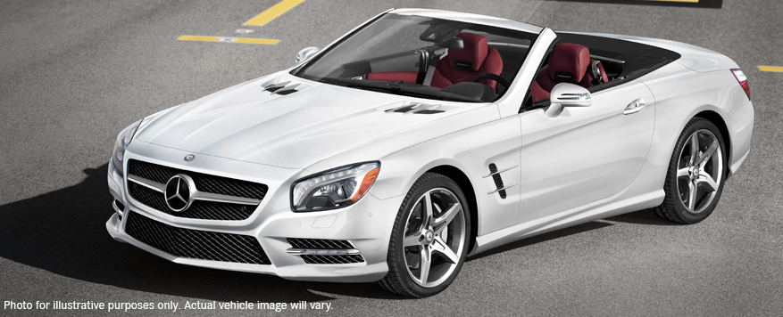Mercedes benz sl class information and special offers in for Euro motors devon pa