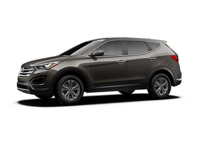 2016 Hyundai Santa Fe Sport 24L AWD Mineral Gray Gray Cloth OPTION GROUP 01 -inc standard equi