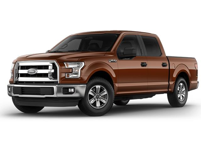 2017 Ford F-150 XLT SuperCrew Short Box 4WD - Special Offer