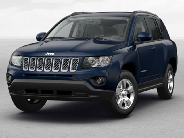 2017 Jeep Compass Latitude 4X4 - Special Offer