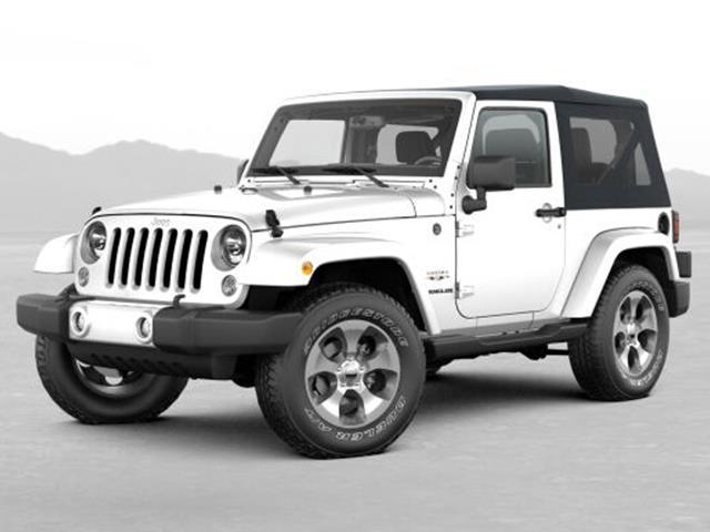 2017 Jeep Wrangler Sahara 4x4 - Special Offer