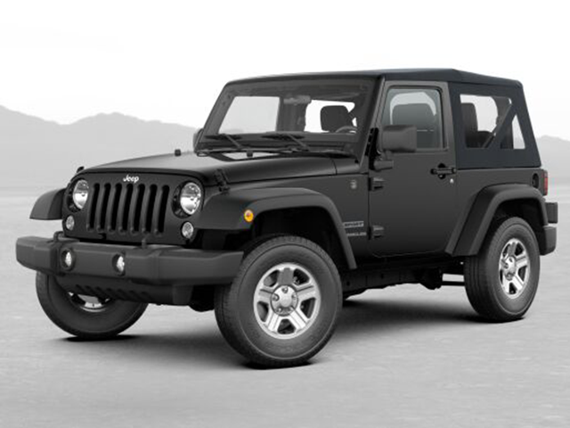 2017 Jeep Wrangler Sport 4x4 - Special Offer