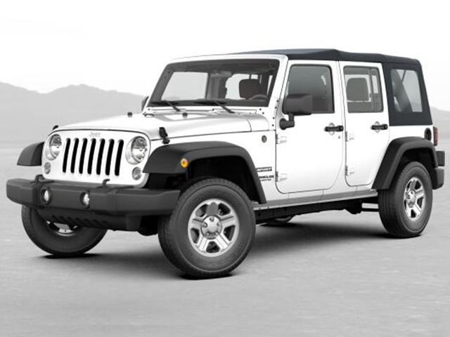 2017 Jeep Wrangler Unlimited Sport 4x4 - Special Offer