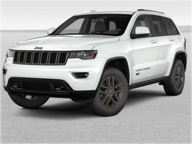 2017 Jeep Grand Cherokee 75th Anniversary Edition 4x4 - Special Offer