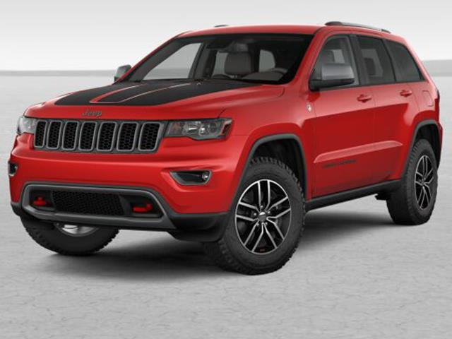 2017 Jeep Grand Cherokee Trailhawk 4x4 - Special Offer