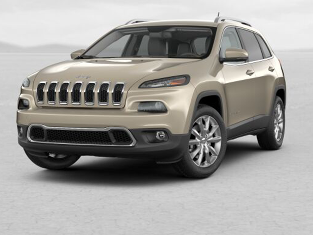 2017 Jeep Cherokee - Special Offer
