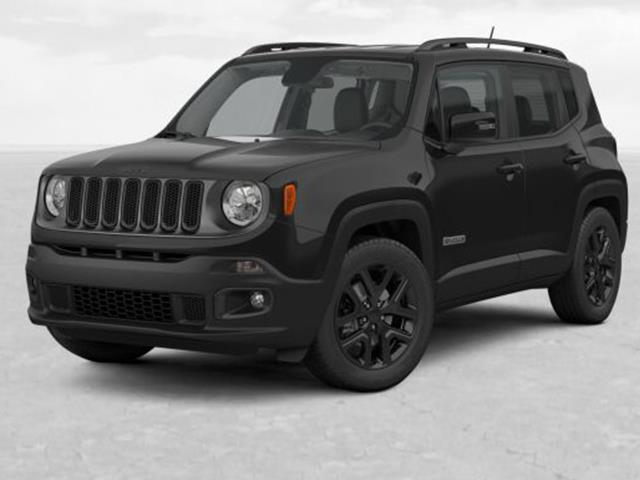 2017 Jeep Renegade Altitude 4x4 - Special Offer