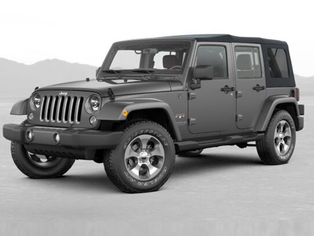 2017 Jeep Wrangler Unlimited Sahara 4x4 - Special Offer
