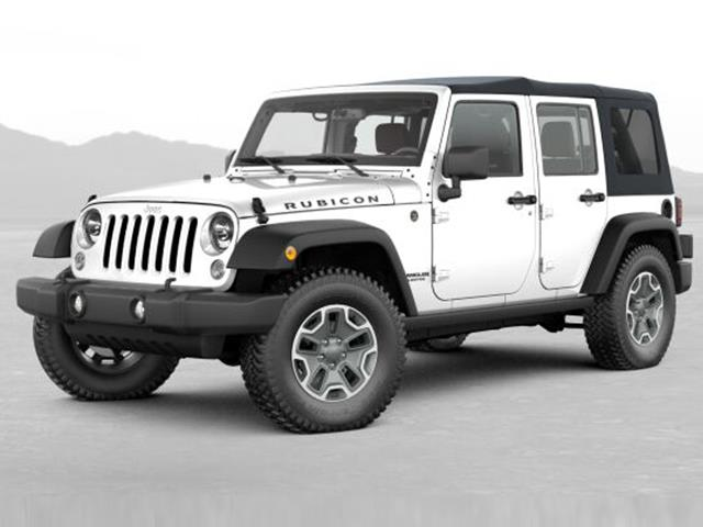 2017 Jeep Wrangler Unlimited - Special Offer