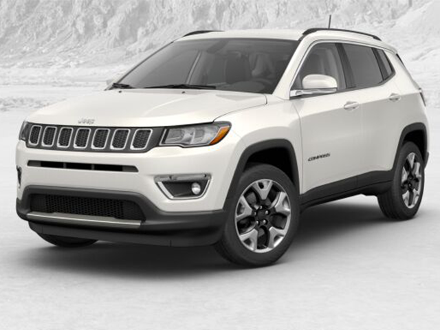 2017 Jeep Compass Limited 4x4 - Special Offer