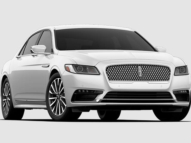 2017 Lincoln Continental - Special Offer