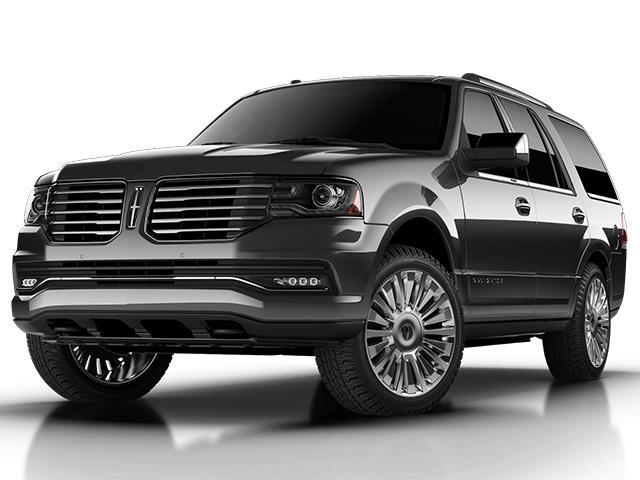 2017 Lincoln Navigator - Special Offer