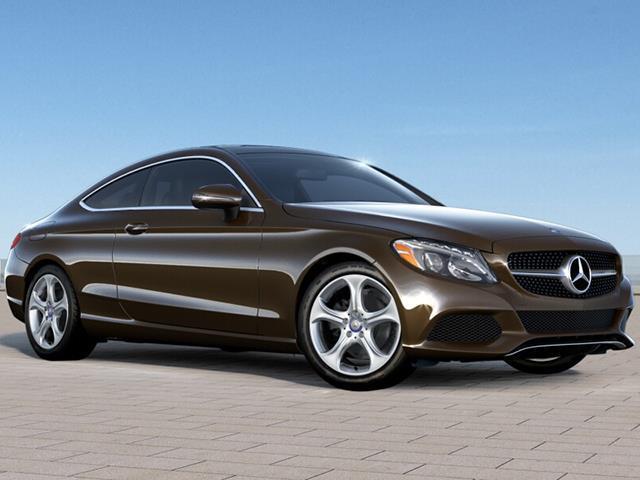 2017 Mercedes-Benz C-Class - Special Offer !