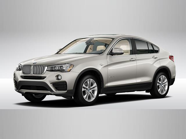 2017 BMW X4 - Special Offer