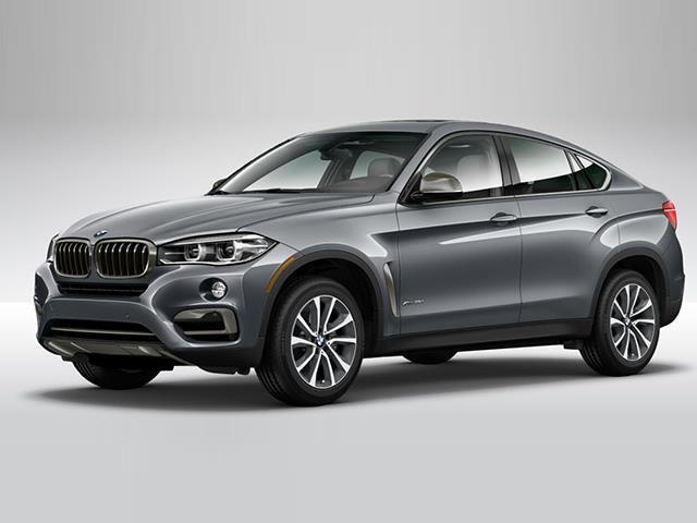 2017 BMW X6 - Special Offer