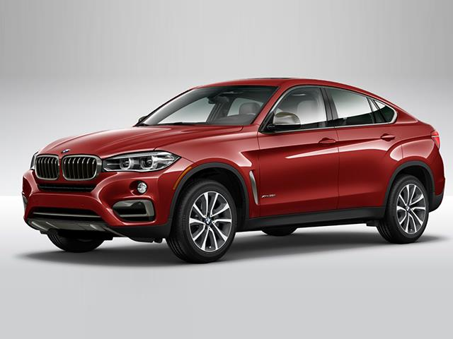2017 BMW X6 - Special Offer