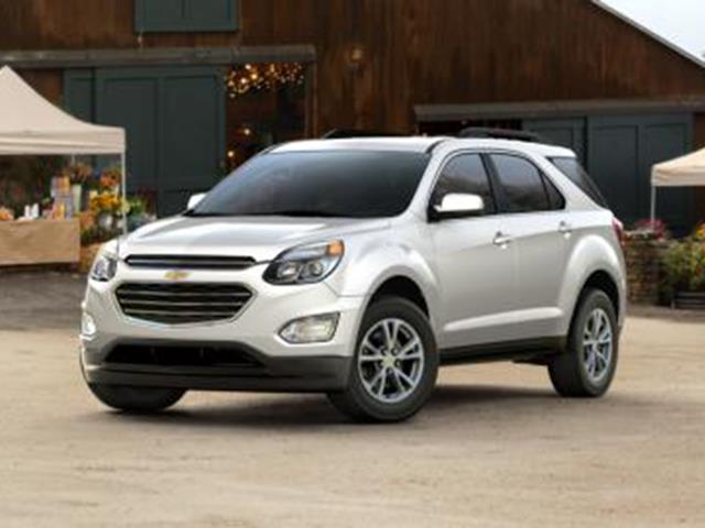 2017 Chevrolet Equinox - Special Offer